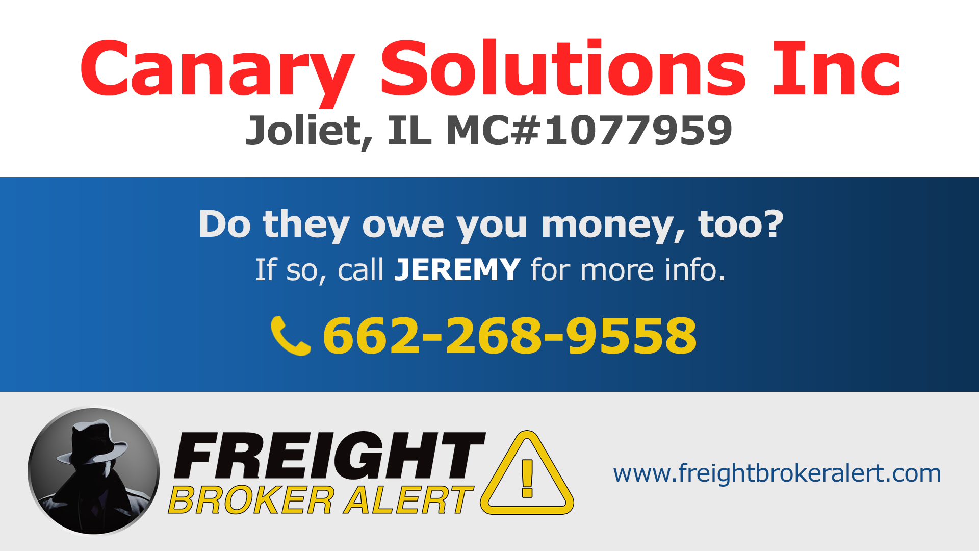Canary Solutions Inc Illinois