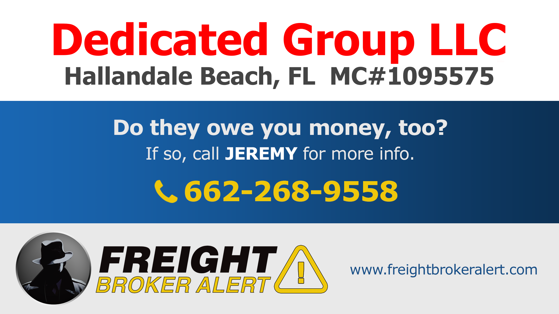 Dedicated Group LLC Florida