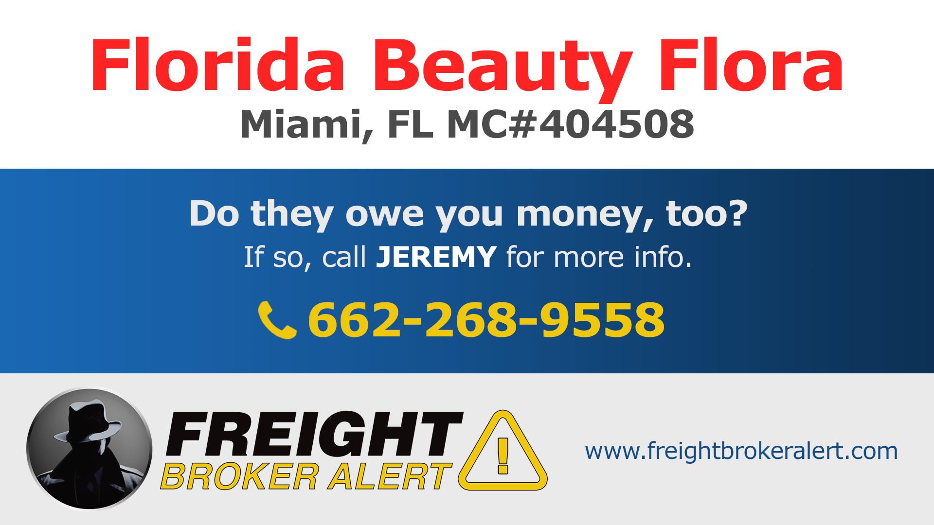 Florida Beauty Flora Inc Florida