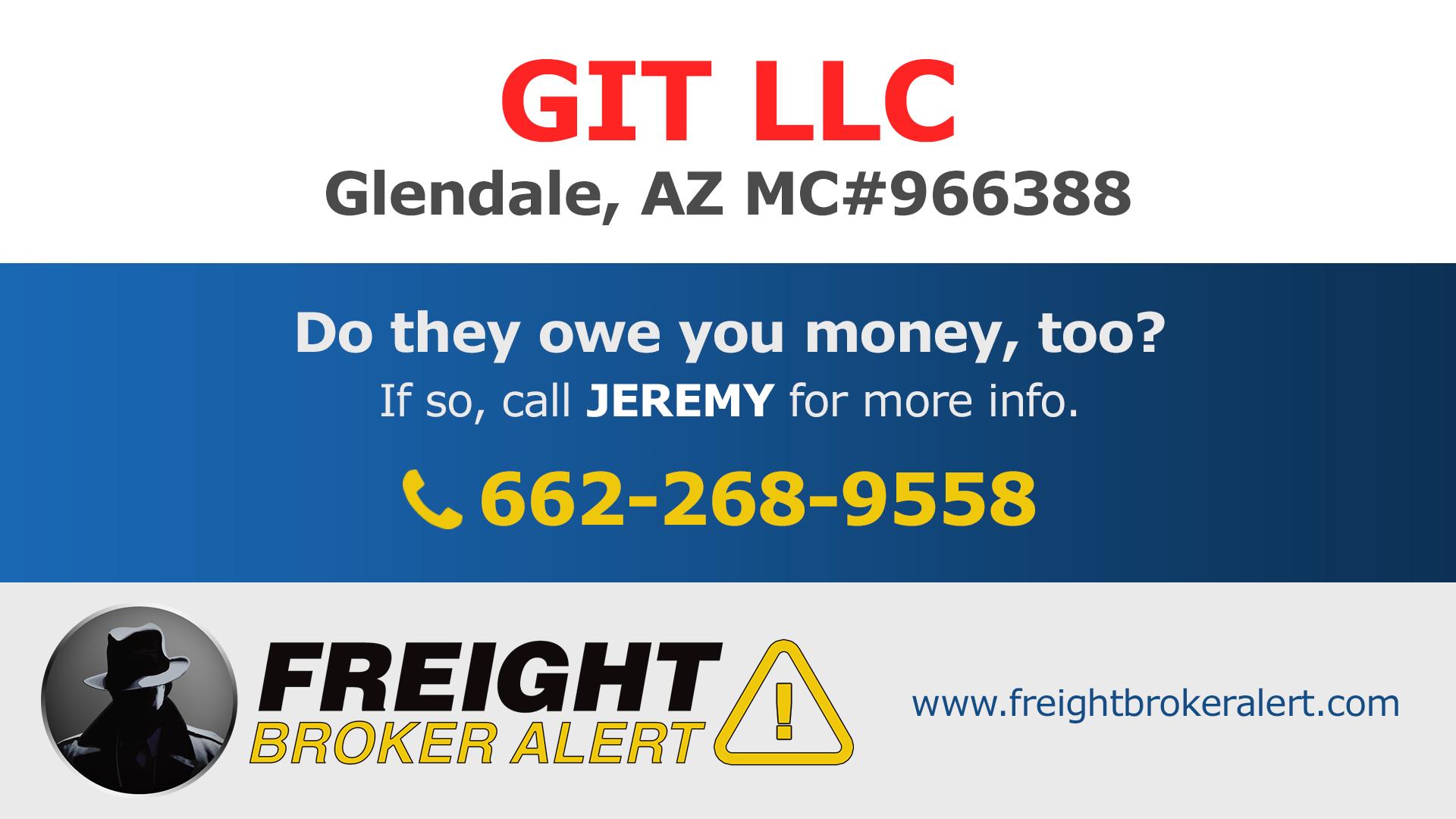 GIT LLC Arizona