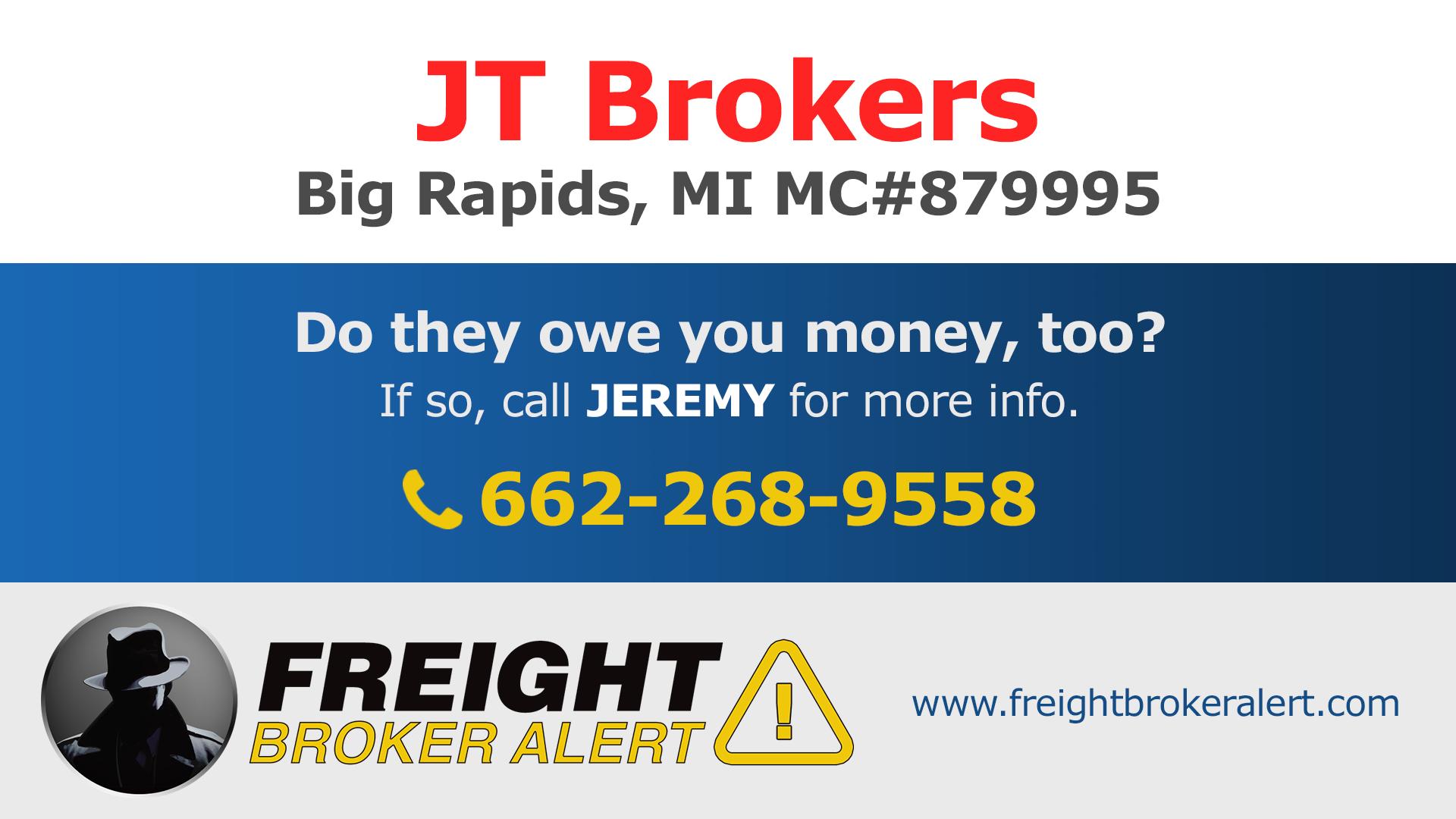 JT Brokers Michigan