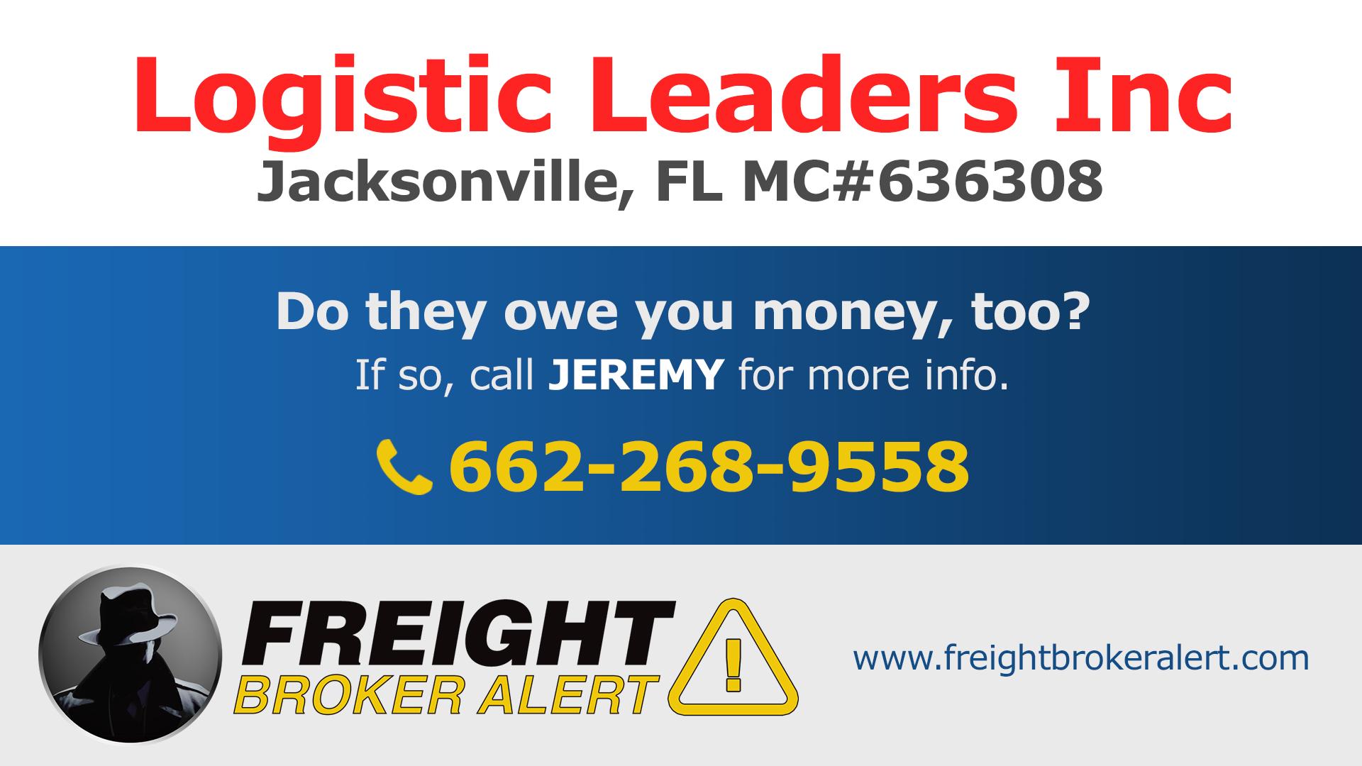 Logistic Leaders Inc Florida