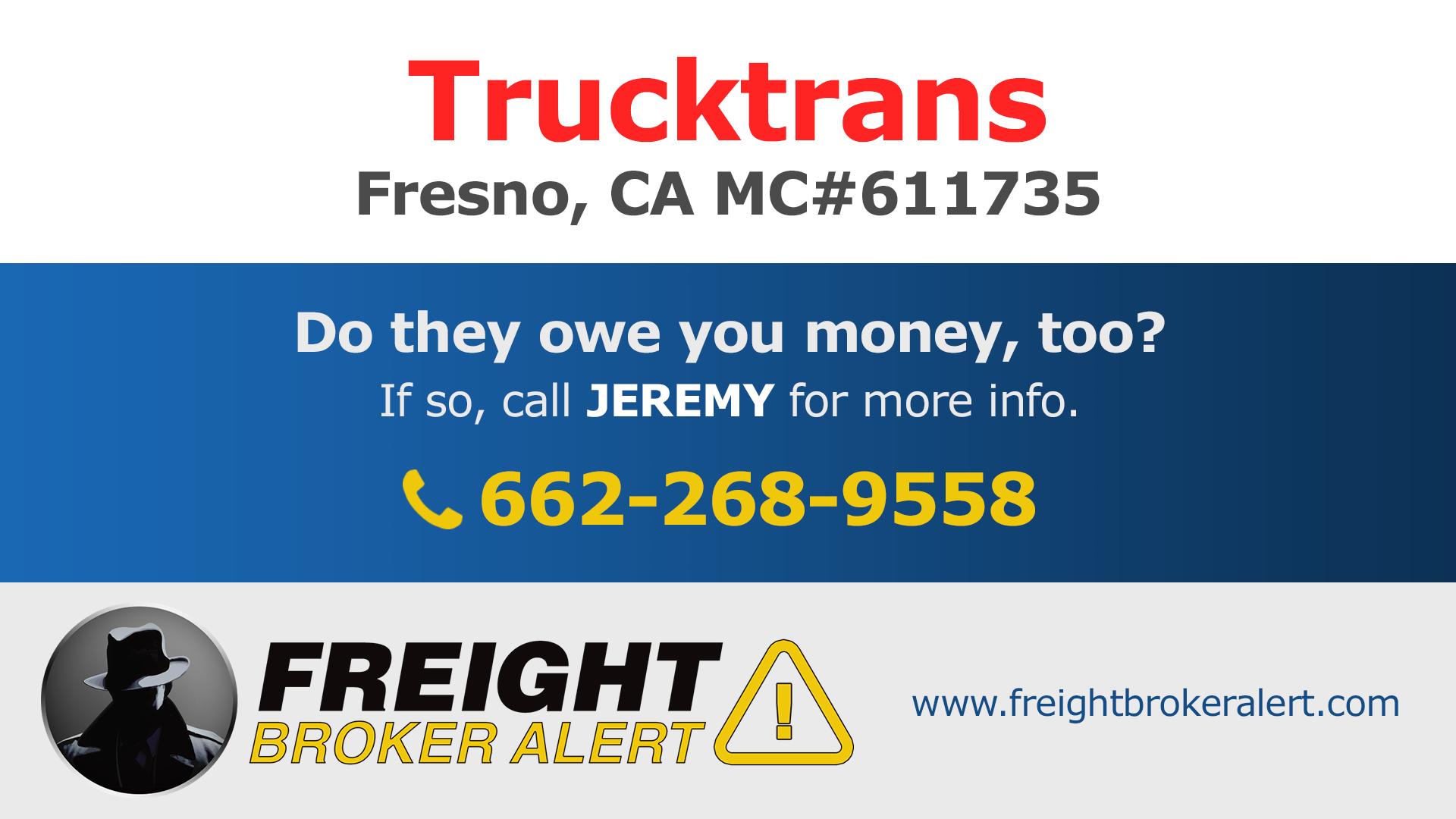Trucktrans California